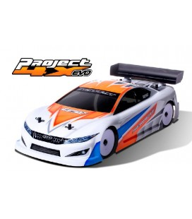 SERPENT PROJECT 4X EVO 1/10 EP TC
