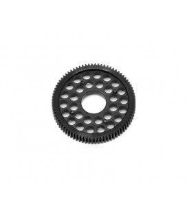 SPUR DIFF GEAR 64DP / 80T
