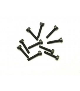 SCREW ALLEN CILINDERHEAD M2x10 (10U)
