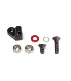 REAR BELT ROLLER SET (IF14/BLACK)