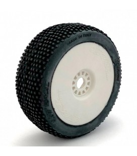 HOT RACE MIAMI SOFT TYRES WHITE RIMS (2)