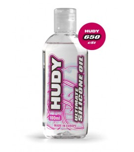 HUDY ULTIMATE SILICONE OIL 650CST 100ML
