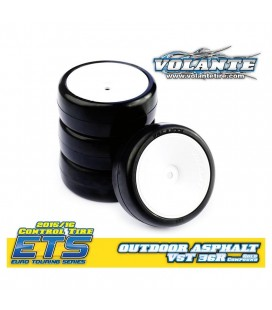 VOLANTE V5 TOUGH 1/10 36R TC RUBBER TIRE