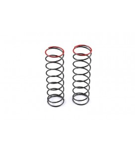 SHOCK SPRING REAR 3.2LBS RED (2U)
