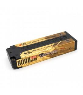 SUNPADOW LIPO 2S 7,4V 6000MAH 120C GOLD