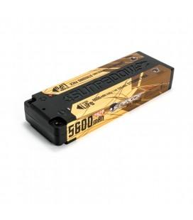 SUNPADOW LIPO 2S 7,4V 5600MAH 120C GOLD