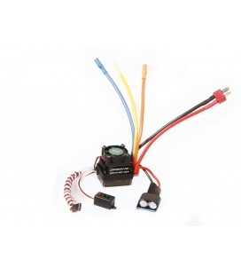 ESC DX-10 WP 45A WITH FAN WATERPROOF