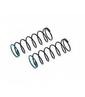 SHOCK SPRING GREEN 3.5LBS FRONT (2) SC