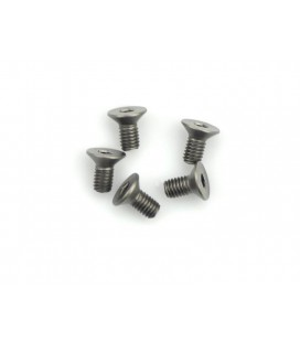 TITANIUM SCREW ALLEN COUNTERSUNK M3x6 5U