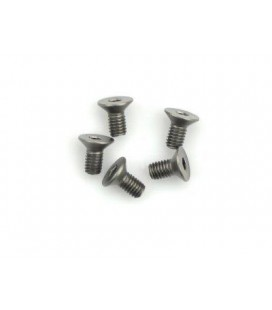 TITANIUM SCREW ALLEN COUNTERSUNK M3x5 5U