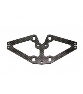 WIDE SUSPENSION PLATE CARBON F110 SF3