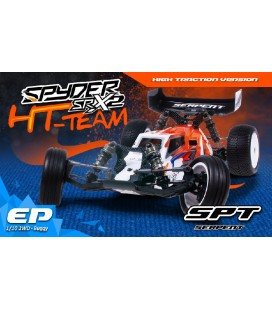 SERPENT SPYDER SRX2 TEAM-HT 1/10 EP
