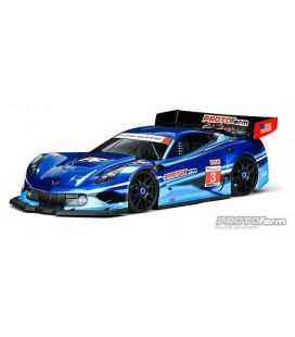 CHEVROLET CORVETTE C7.R CLEAR BODY (GT1)