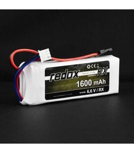 REDOX RX LIFE 1600Mah 6,6V JR