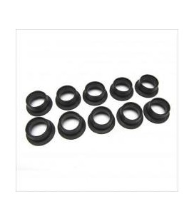 VS RACING EXHAUST GASKET .21 BLACK (10U)