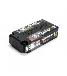 SUNPADOW LIPO SHORTY 7,4V 4500MAH 120C