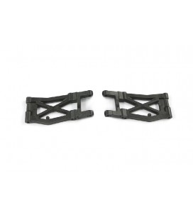 WISHBONE REAR LEFT + RIGHT LONG SRX2 MM