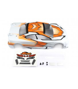 BODY 190 LEX-IS ORANGE V2 S411 PRECUT