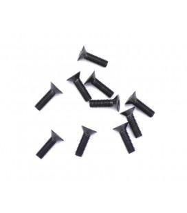 SCREW ALLEN COUNTERSUNK M4x8 (10U)