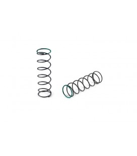 SHOCK SPRING REAR 4.0LBS GREEN (2U)