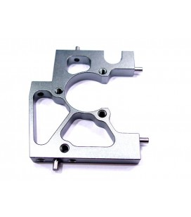 BRACKET 966 ALU REAR V2