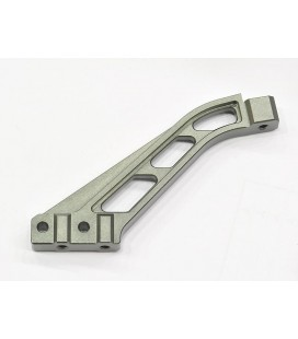CHASSIS BRACE FRONT ALU