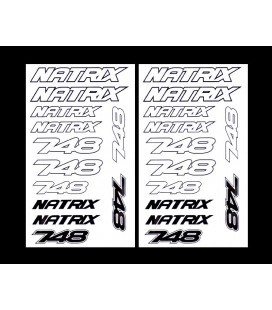 DECAL SHEET 748 (2U)