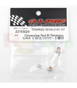 O.S. CONNECTING ROD R2102 21XZ-GT