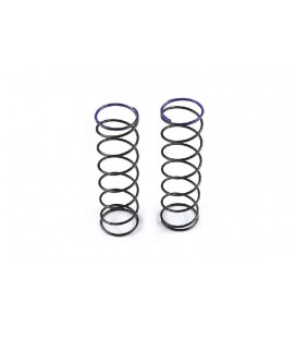 SHOCK SPRING REAR 3.8LBS PURPLE (2U)