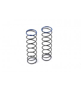 SHOCK SPRING REAR 3.6LBS BLUE (2U)