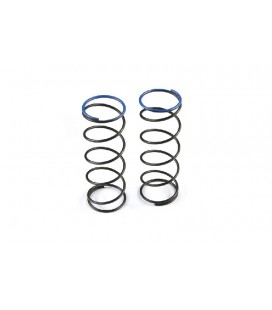 SHOCK SPRING FRONT 5.1LBS BLUE (2U)
