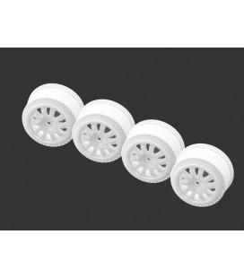 RIM 1/10 SRX2 SC WHITE (4U)