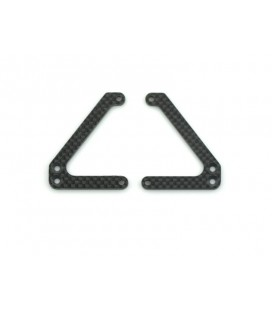 SUSPENSION ARM L+R CARBON F110