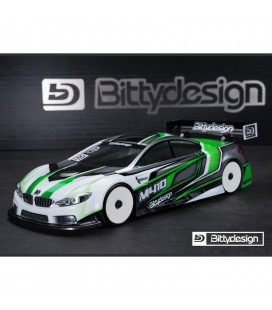 BITTYDESIGN M410 1/10 TC 190MM BODY