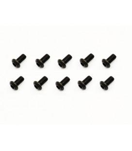 SCREW ALLEN ROUNDHEAD M3x6 (10U)