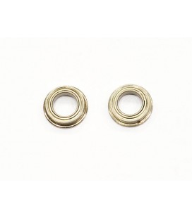 BALL BEARING 5x8x2.5MM FLANGED (2U)