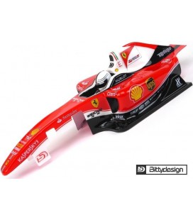 BITTYDESIGN TYPE-6C 1/10 FORMULA 1 BODY