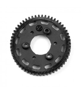 GRAPHITE 2-SPEED GEAR 55T (2nd)