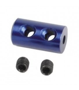 HYPER LINKAGE STOPPER BLUE (2 PCS/PACK)