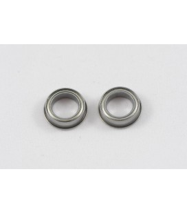 FLANGE BALL BEARING 10x15x4MM (2U)