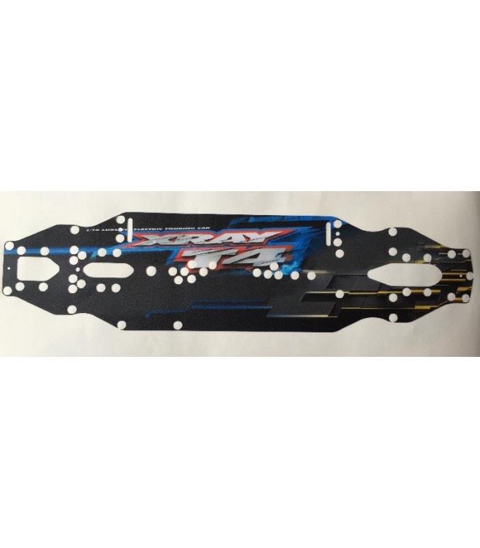 CHASSIS PROTECTOR XRAY T4 2016 SPECS
