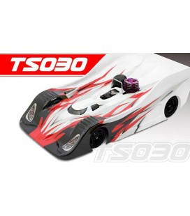 BLITZ TS030 1/8 ON ROAD RACE BODY 0,8MM