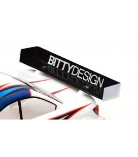 BITTYDESIGN REAR WING CHARGE 190MM