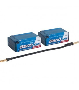 LRP LIPO 5500 SADDLE PACK 110C/55C 7,4V