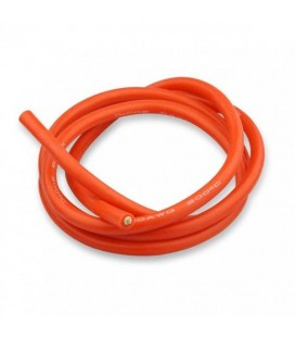 SILICONE POWER WIRE RED 10AWG 1 METER