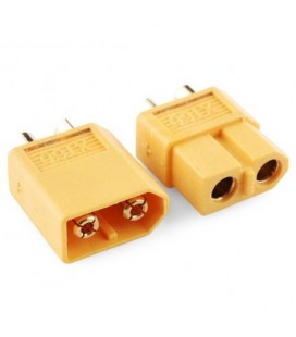 PAIR OF CONNECTORS XT60