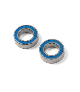 HIGH SPEED BALL BEARING 8X14X4 RUBBER(2)