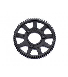 2-SPEED GEAR 63T SL8 XLI