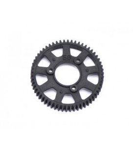 2-SPEED GEAR 58T SL8 XLI