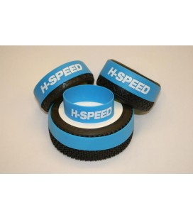 H-SPEED TYRE RUBBER GLUING BANDS